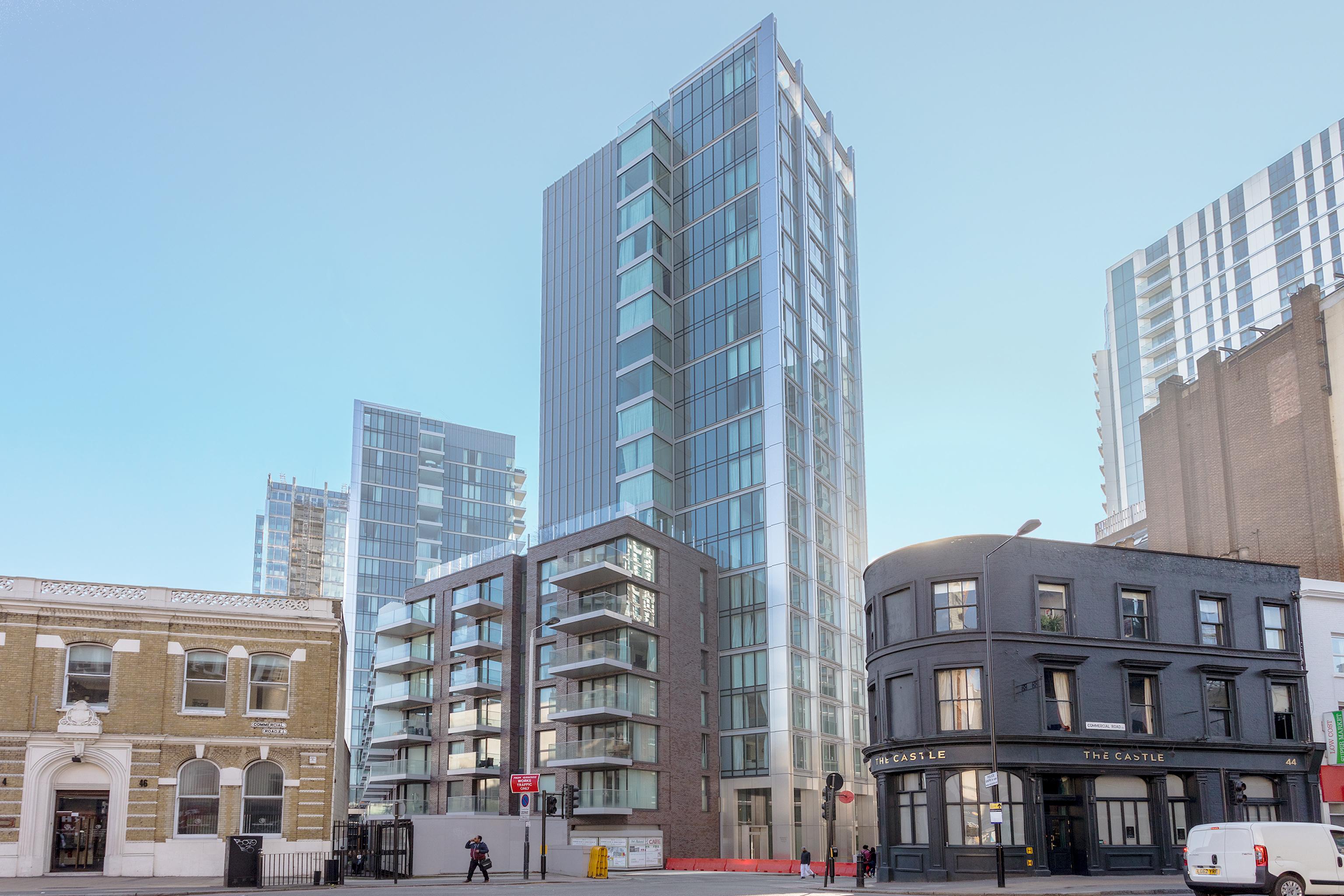 Apartment 408  meranti house  84  alie street  london e1 8qd 030